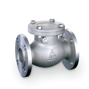 Cast swing check valve (bolted bonnet) SF
