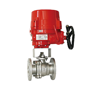 Flanged Ball Valves MD-28