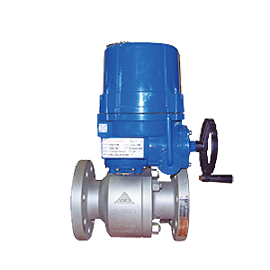 Flanged Ball Valves MD-62